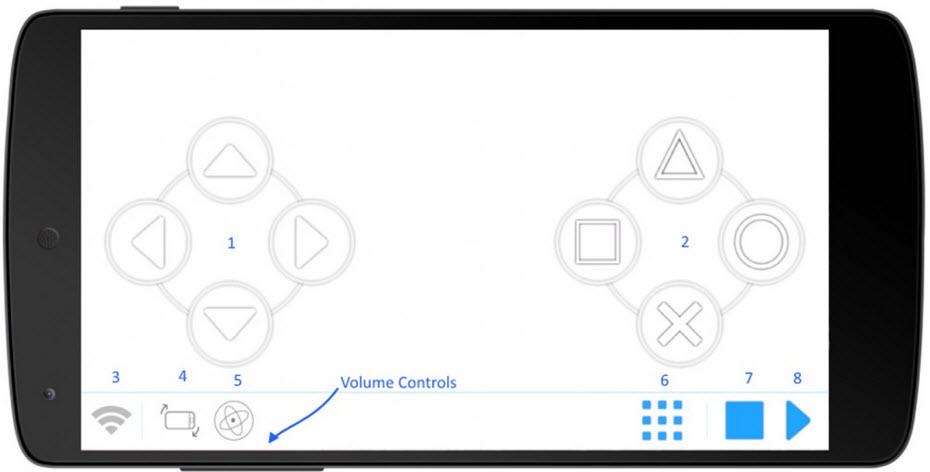 Mobile Gamepad convierte Android en un mando inalámbrico para jugar en el PC