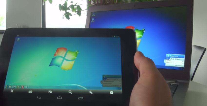 4 formas de CONTROLAR o manejar PC desde celular Android (por WiFi)
