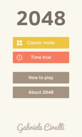 2048 oficial