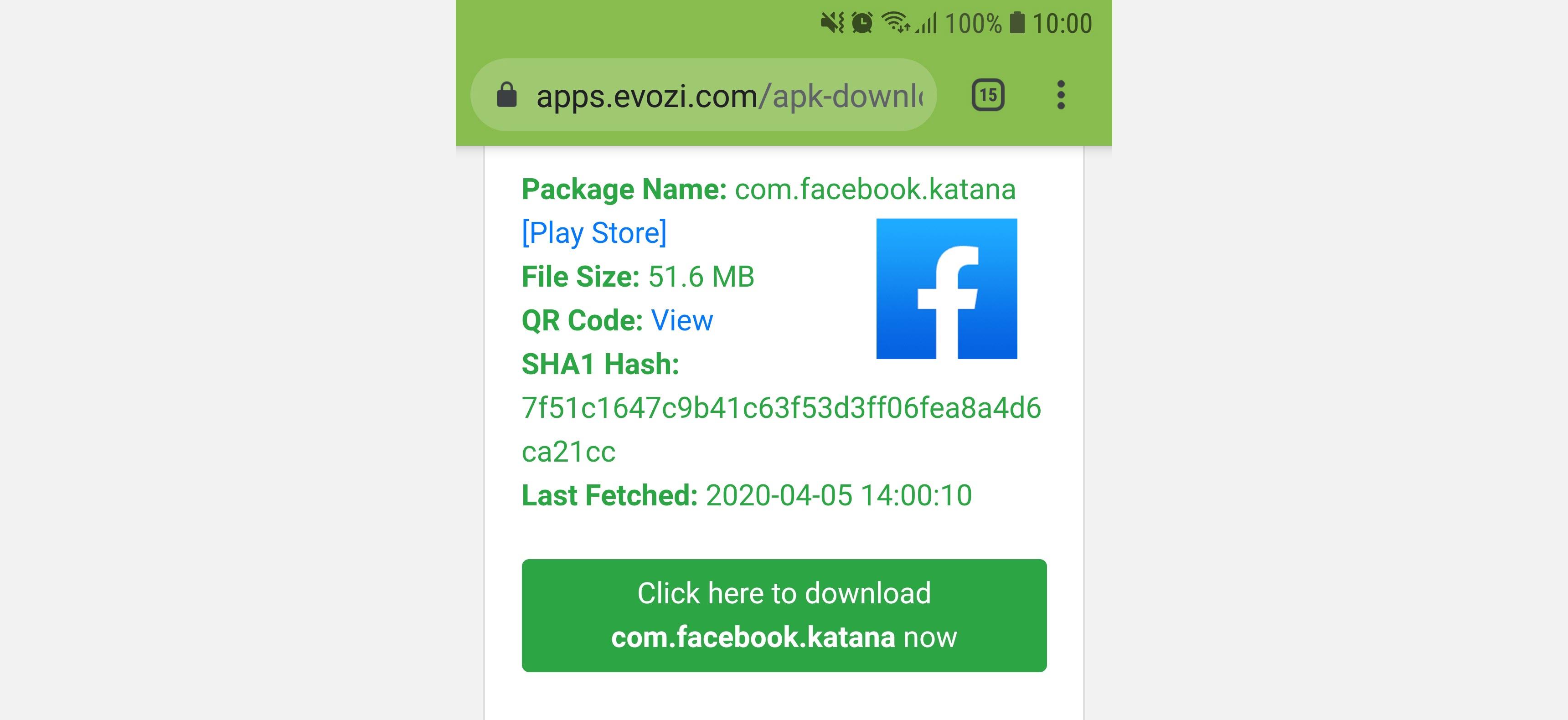 APK Downloader descarga aplicaciones SIN Play Store