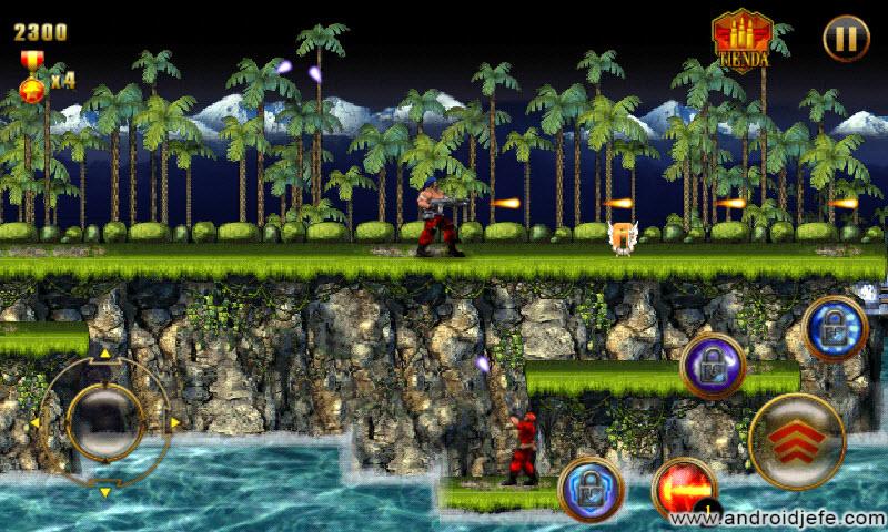 A descargar Contra Evolution Gratis: El juego Contra (1, 2, 3, 4) de NES en HD