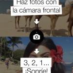 FrontBack: Tomar fotos con las dos cámaras, como en el Galaxy S4