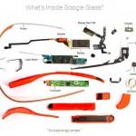 """Google Glass. Precio de venta: 1500 dólares. Precio """"real"""": 80 dólares"""