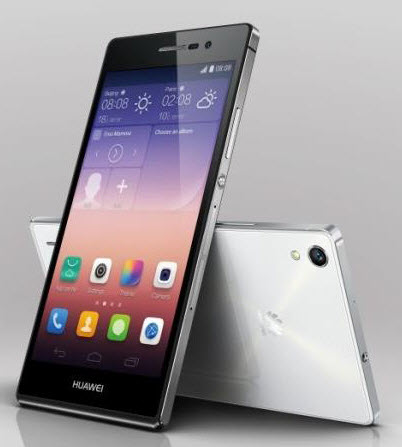 huawei ascend p7 opiniones
