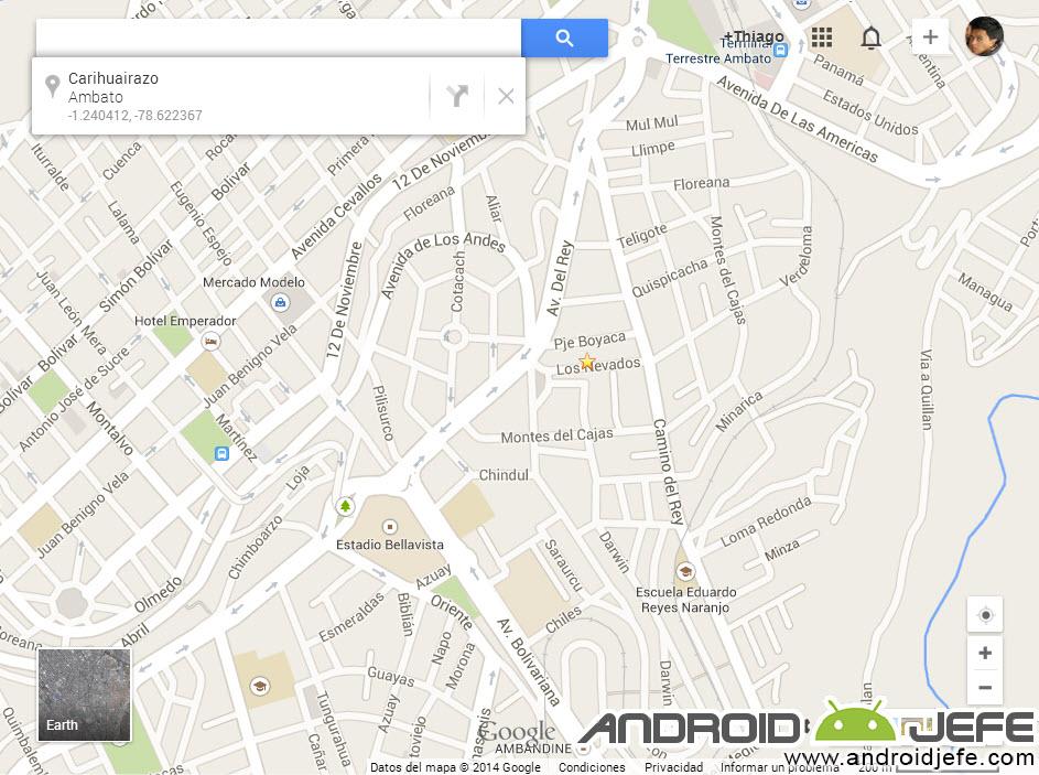 sacar saber obtener coordenadas google maps android jefe. Black Bedroom Furniture Sets. Home Design Ideas