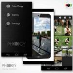 Phogy Fotos 3D: Toma fotografías y selfies increíbles con esta App