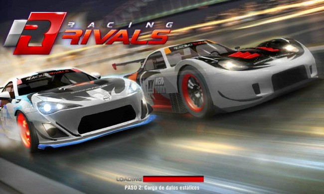 racing rivals intro