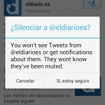 Silenciar personas seguidas en Twitter: Desactivar Tweets y Notificaciones sin que sepan