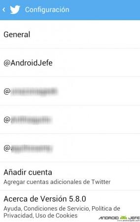 Twitter 5.8.1