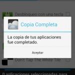 Helium: Hacer backup de aplicaciones Android (con o sin Root)