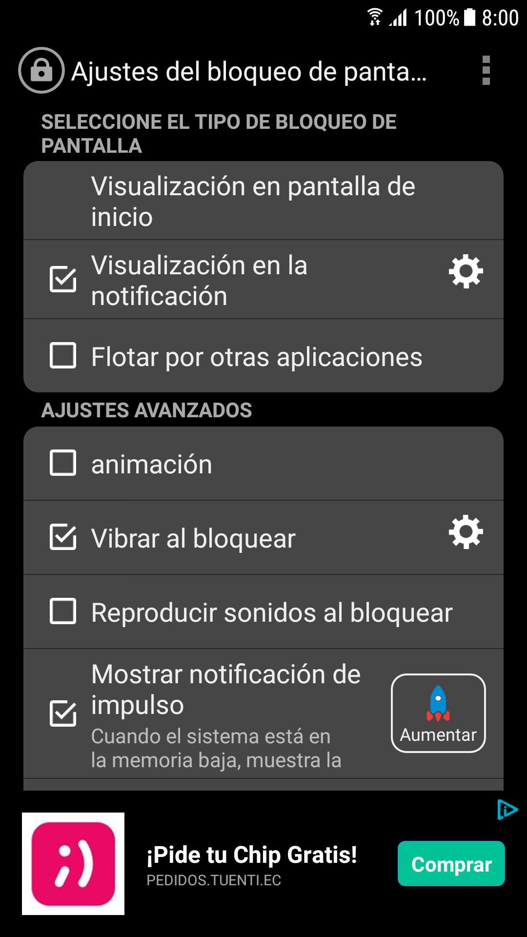 Cómo bloquear la pantalla de tu celular Android SIN BOTÓN