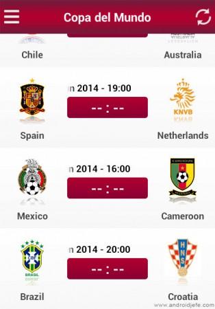 calendario brasil 2014