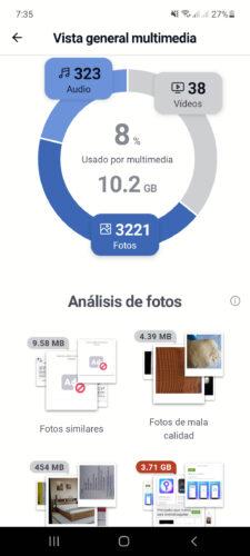cleaner photo analysis