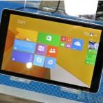 Esta es la tablet de 100$, con versión full Windows 8.1, que quiere competir con Android