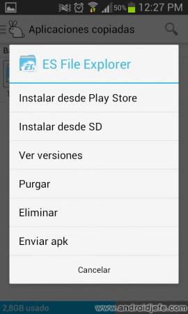 opciones de aplicaciones appwererabbit