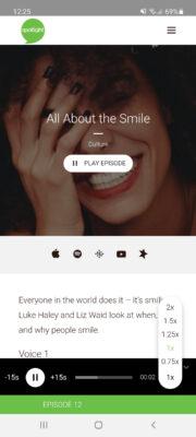 spotlight english app android velocidad