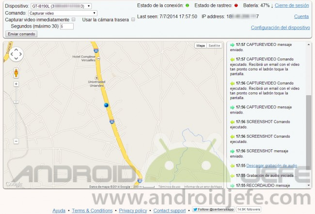 cerberus app android online
