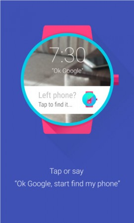 find my phone android wear buscar