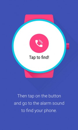 find my phone android wear encontrar