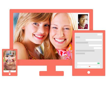 Gruveo, servicio online de llamadas y videollamadas, sin aplicaciones o cuentas de por medio
