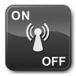 Botón para activar/desactivar el Wifi en un clic: Wifi OnOff Widget