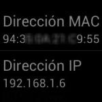 Cómo ver la IP y MAC Address que tiene mi teléfono Samsung [Tip]