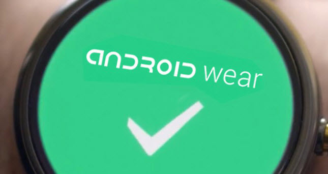 smartwatch androidwear visto