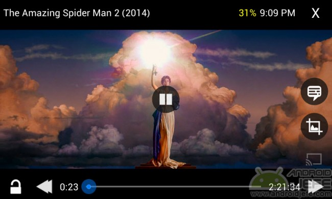 spiderman 2 popcorn time