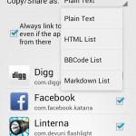 Genera tu lista de aplicaciones instaladas en Android, de respaldo o para compartir