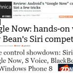 Todo el mundo está en un error: Google Now NO ES un asistente de voz