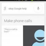 """Ayuda para ver cuáles son los comandos de Google Now: """"Okay Google Help"""""""