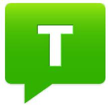 textra sms google play