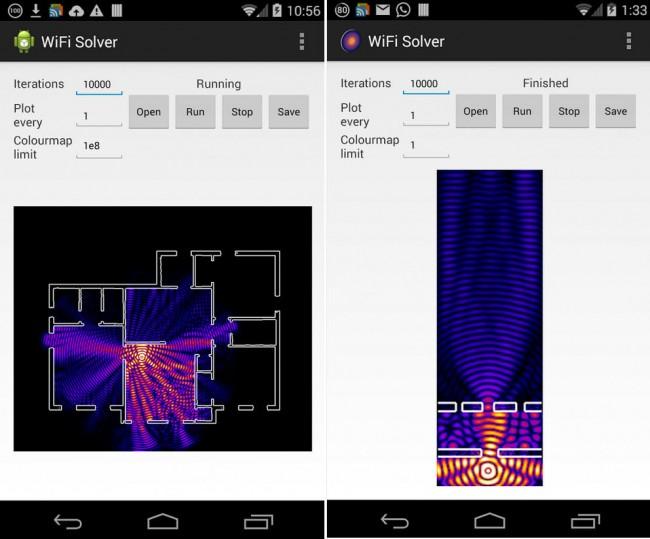 wifi solver fdtd capturas de pantalla google play