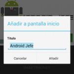 Cómo crear un ACCESO DIRECTO a una página web en Android