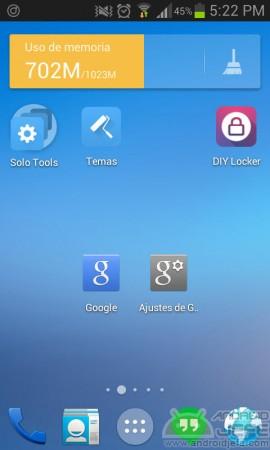 aplicaciones google y ajustes google registro ubicaciones