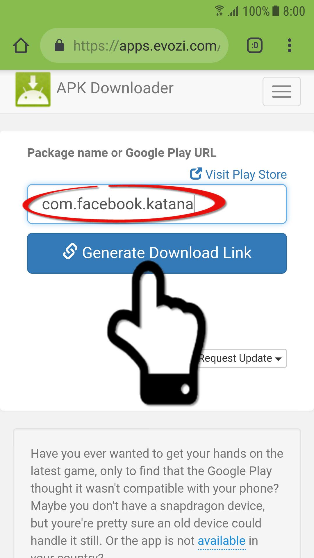 Cómo descargar Facebook SIN Play Store • Android Jefe