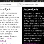 Modo Lectura en Chrome para Android por fin disponible!