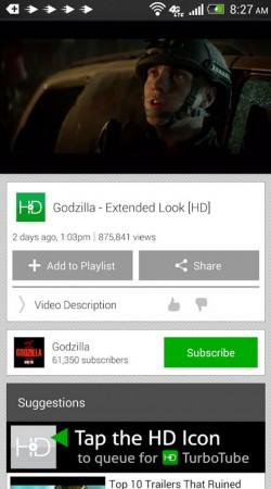 turbotube mejores aplicaciones youtube