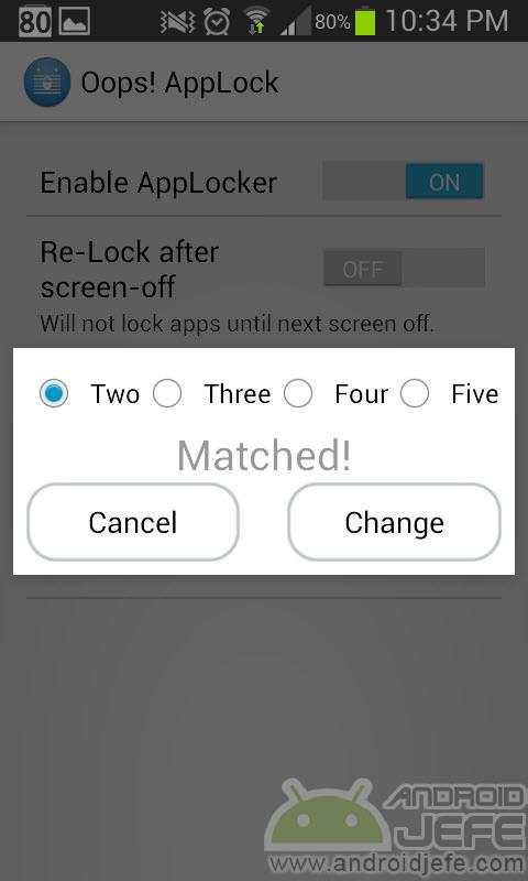 Esta aplicación bloquea tu celular y apps SIN usar códigos o contraseñas