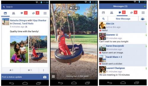 aplicacion facebook alternativas facebook lite