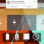 En Lollipop 5.0 puedes grabar la pantalla de tu Android SIN root