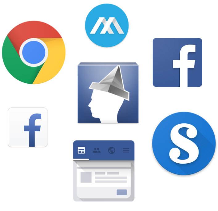 El mejor Facebook para Android