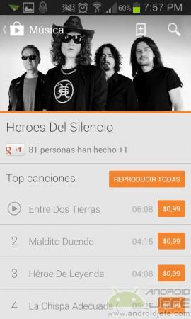 mejores canciones heroes del silencio