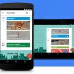 """Nuevo Calendario de Google captura eventos de Gmail y trae """"Modo Agenda"""""""