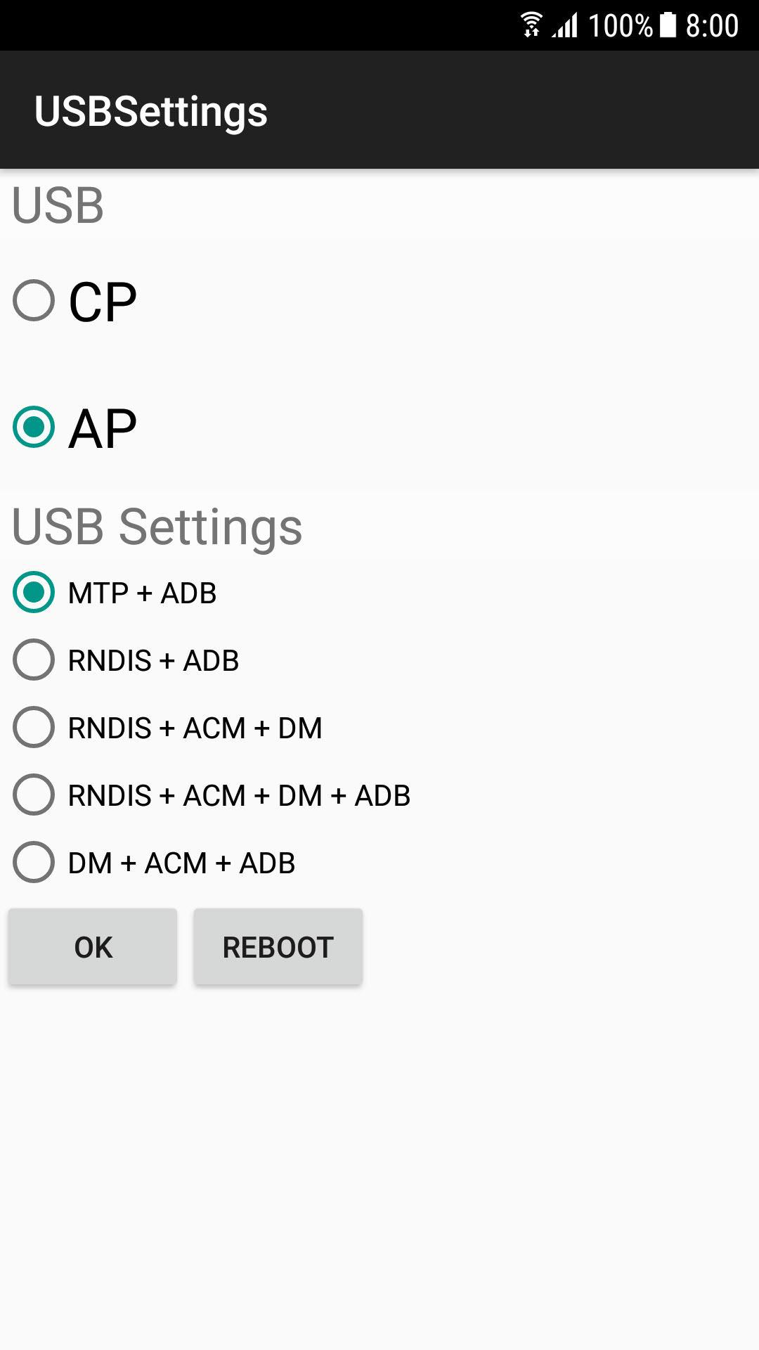Cómo activar el almacenamiento masivo USB en mi Android Samsung