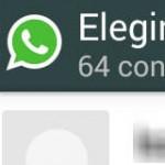 Cómo agregar un contacto en WhatsApp cuando no aparece