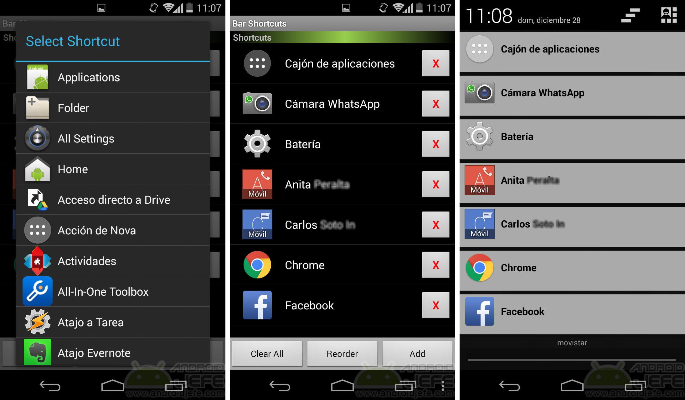 Poner Iconos De Aplicaciones En Barra De Estado Android Jefe