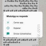 Este mensaje de WhatsApp DAÑA el celular de la otra persona (al menos temporalmente)