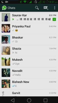mensaje hacer fallar whatsapp caracteres especiales