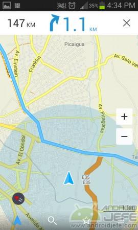 navegador offline maps me